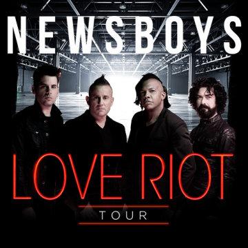 Newsboys Love Riot Tour